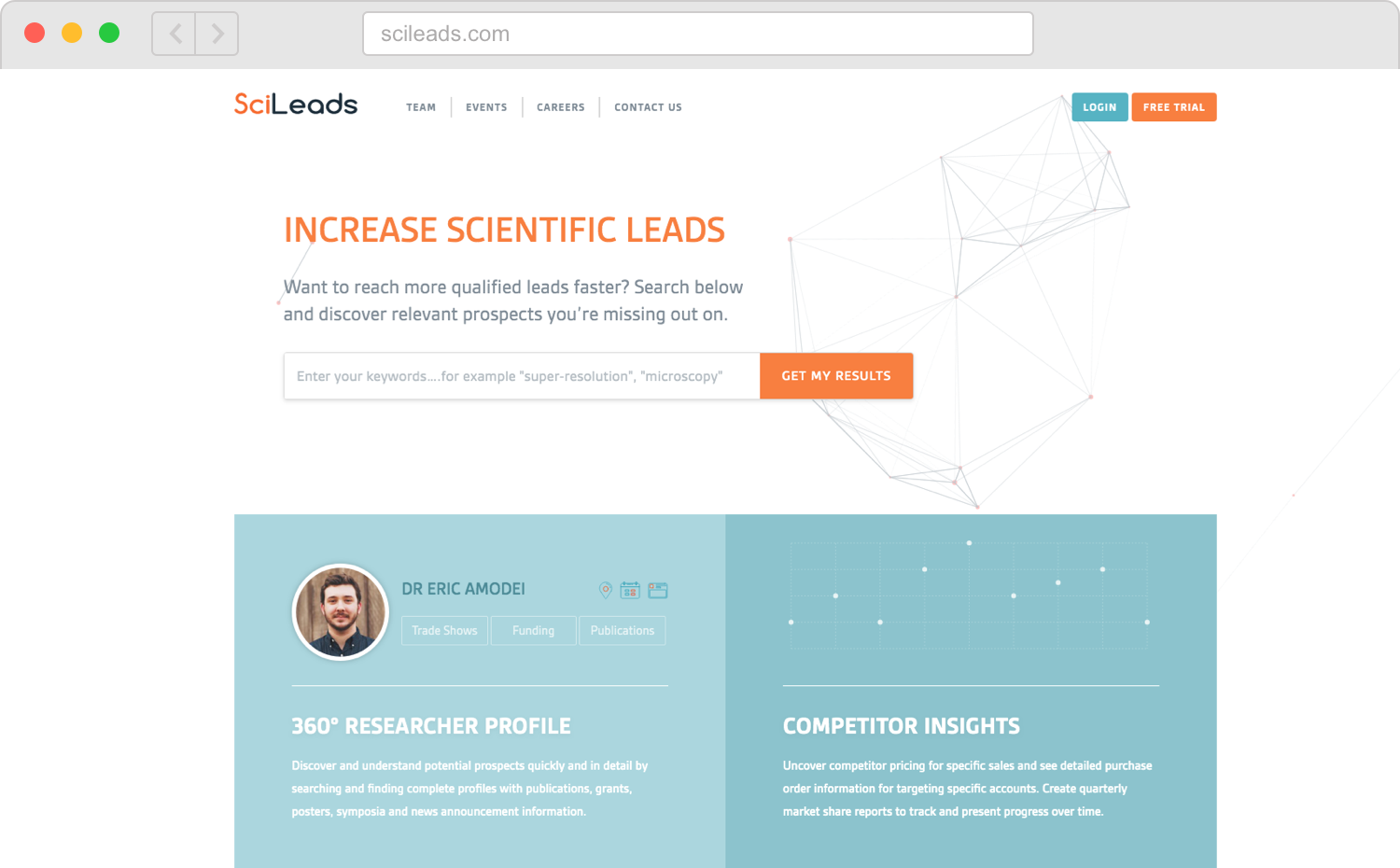 SciLeads